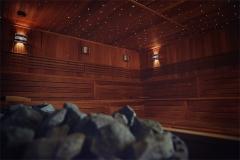 Sauna Finlandeza - TISA Spa Resort